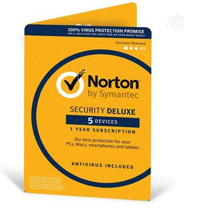 Norton Internet Security Deluxe License Key- With Antivirus - 5 User | Software for sale in Lagos State, Ikeja