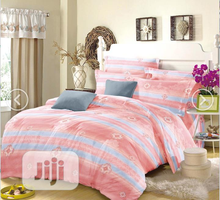 Matured American Cotton Duvet,Bedsheets With 4 Pillow Cases-6×6