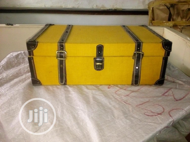 Archive: Antique Box