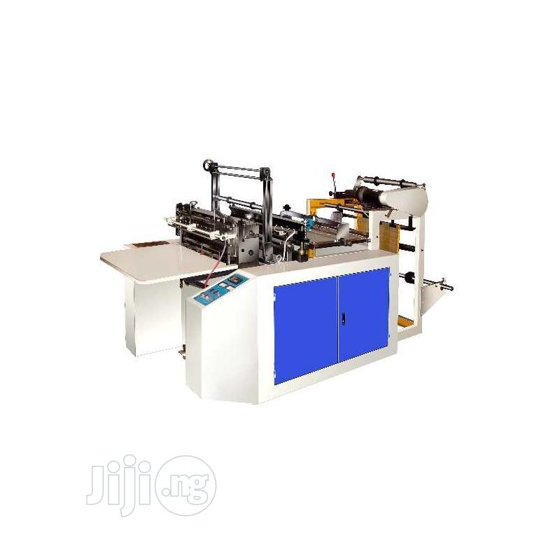Nylon Bags And Polythene Bags Machines
