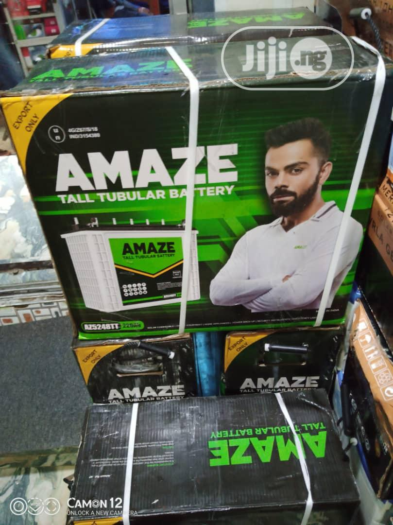 220ah/12v Amaze Battery