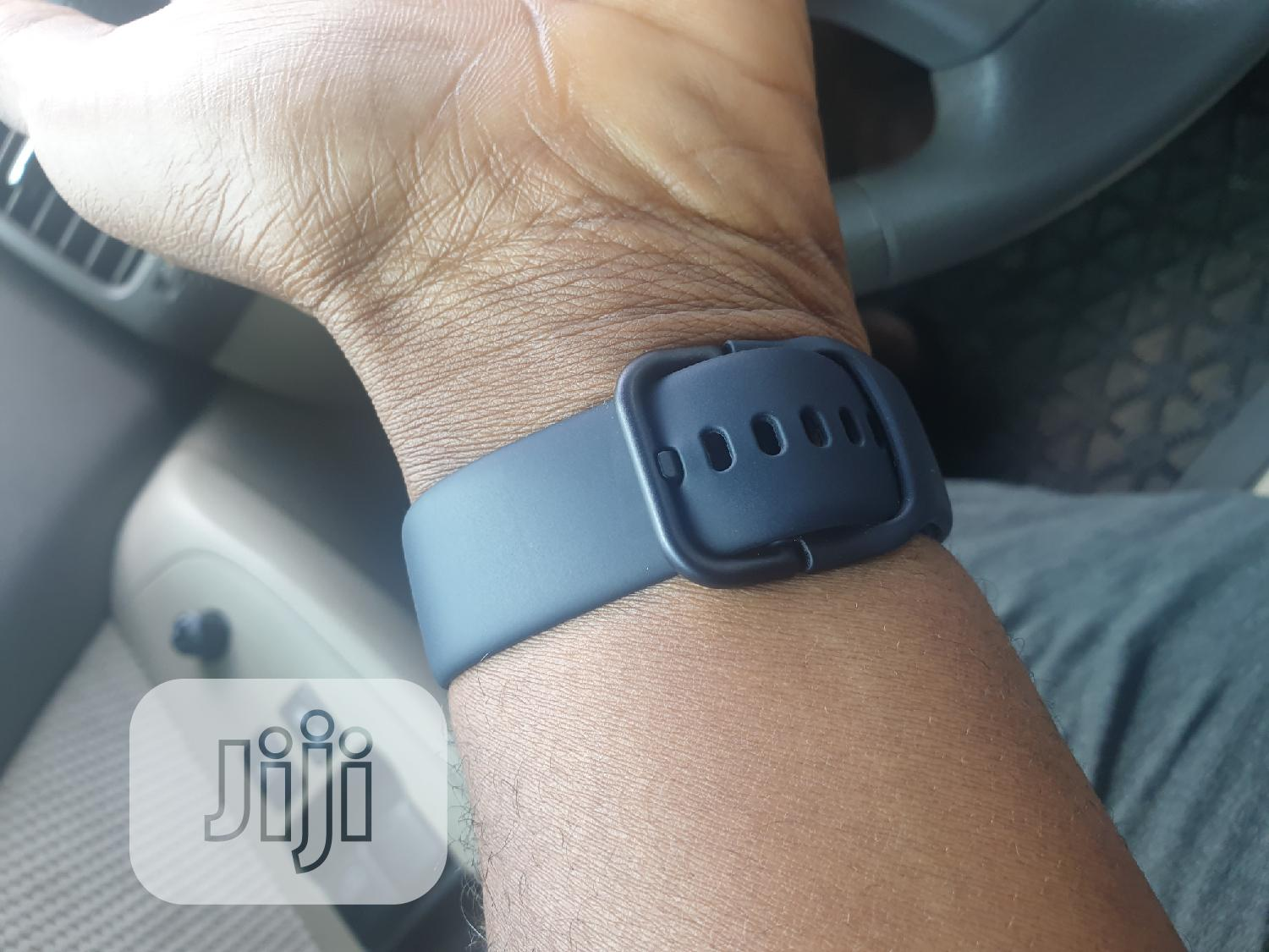 Foreign Used Samsung Galaxy Active2 44mm | Smart Watches & Trackers for sale in Wuse 2, Abuja (FCT) State, Nigeria