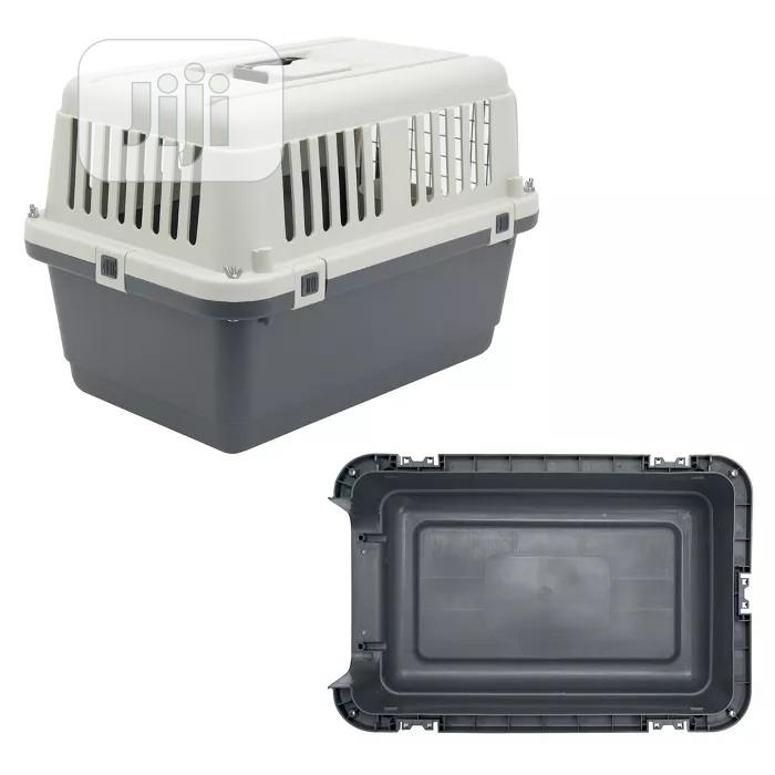 New Airline Approved Travelling Pet Aviation Carrier Cage | Pet's Accessories for sale in Lekki, Lagos State, Nigeria