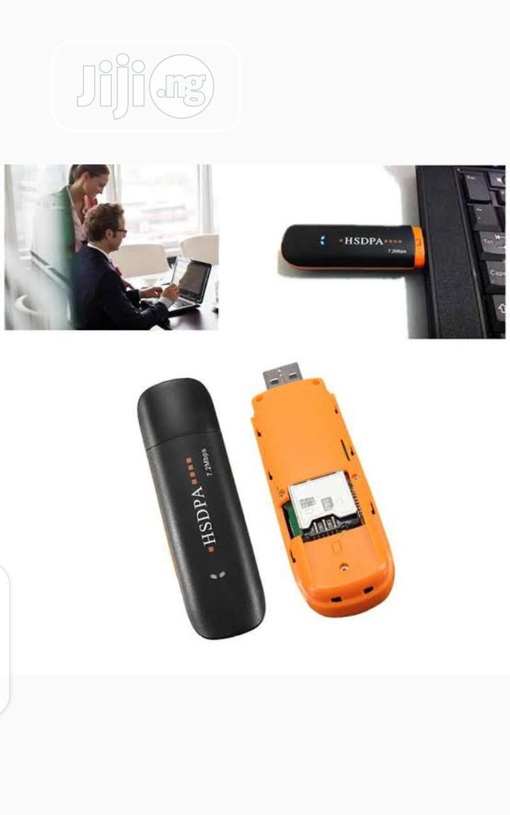 Universal Wireless 3G/4G USB Modem   Networking Products for sale in Ikeja, Lagos State, Nigeria