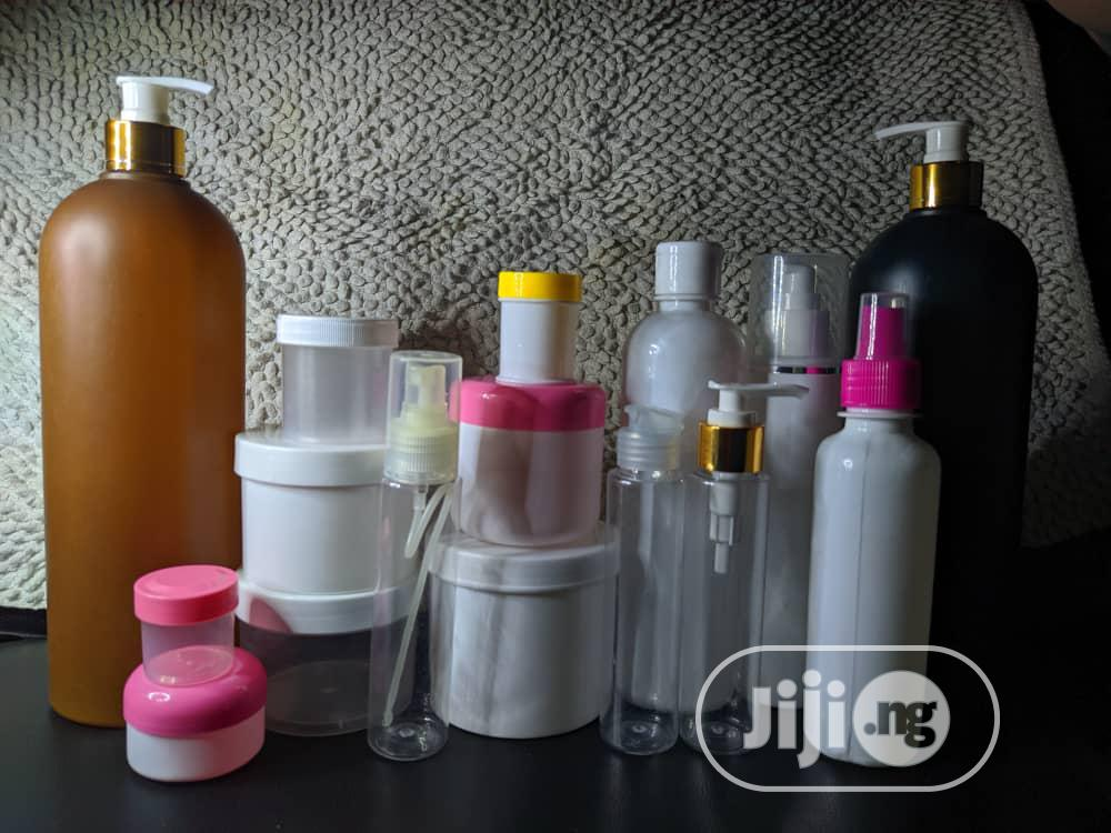 Archive: Containers For Skincare And Disinfectant Packaging