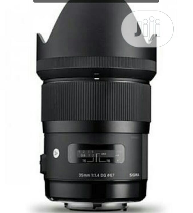 Archive: 35mm Sigma Art Lens For Canon