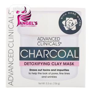 Advanced Clinicals, Charcoal, Detoxifying Clay Mask (156 G)   Skin Care for sale in Lagos State, Ojo