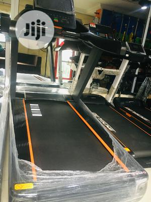 American Premium Quality 8hp Commercial Treadmill | Sports Equipment for sale in Akwa Ibom State, Uyo