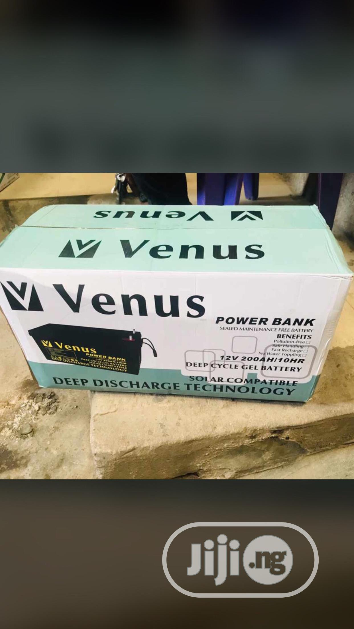Venus Batteries