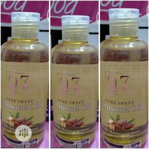 Q7 Pure Sweet Almond Oil | Skin Care for sale in Lagos State, Amuwo-Odofin