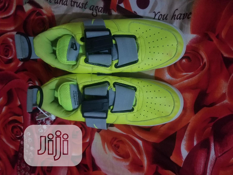 Archive: Original Neon Green Nike
