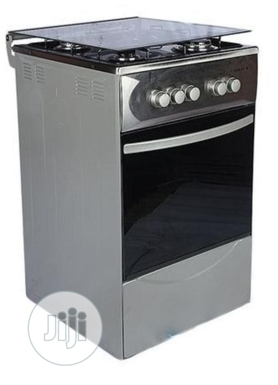 Brand New Maxi 50X50 4B Gas Cooker With Oven & Lamp