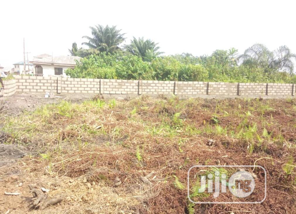 Land for Sale in Agbara, Magbon