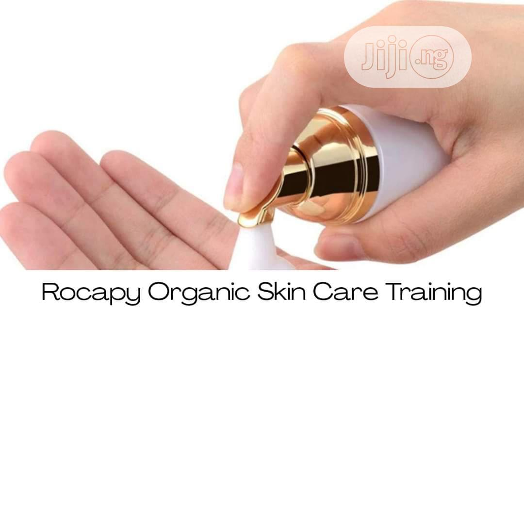 Rocapy Organic Skin Care Training