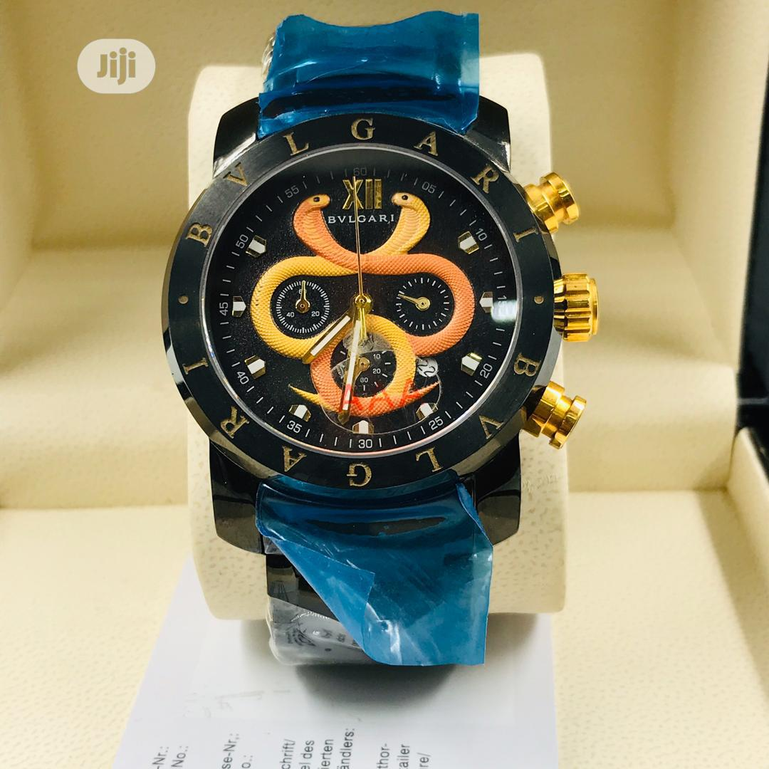 Archive: Bvlgari Chain Wrist Watch Good Quality With Guaranteed Trusted
