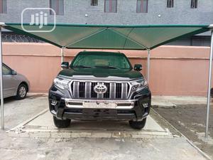 Toyota Land Cruiser Prado 2012 VX Black | Cars for sale in Lagos State, Amuwo-Odofin