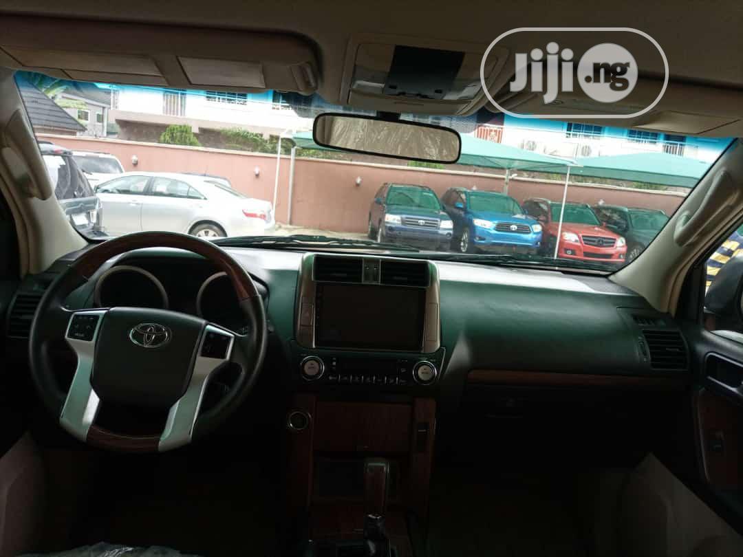 Toyota Land Cruiser Prado 2012 VX Black | Cars for sale in Amuwo-Odofin, Lagos State, Nigeria