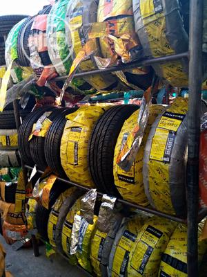 Dunlop, Michelin, Double King, Maxxis for Car Tyre and Jeep   Vehicle Parts & Accessories for sale in Lagos State, Victoria Island