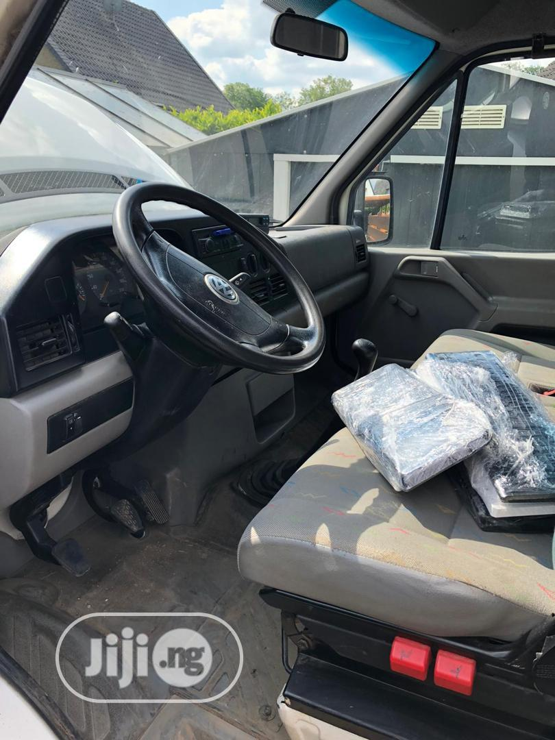 Tokunbo Volkswagen LT 35 Bus 2005 White | Buses & Microbuses for sale in Amuwo-Odofin, Lagos State, Nigeria