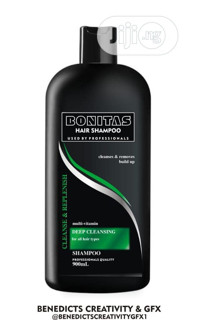 Archive: Bonita's Touch Skin And Hair Product