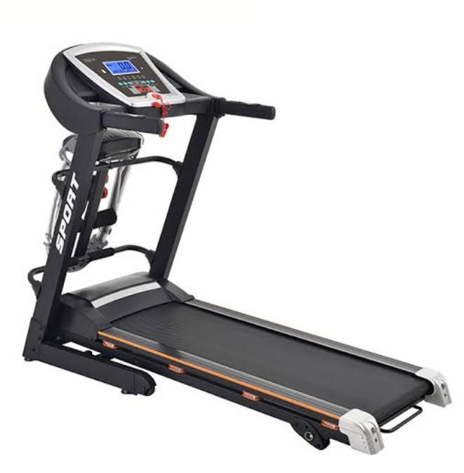 Power Fit Folding 1.5hp Treadmill