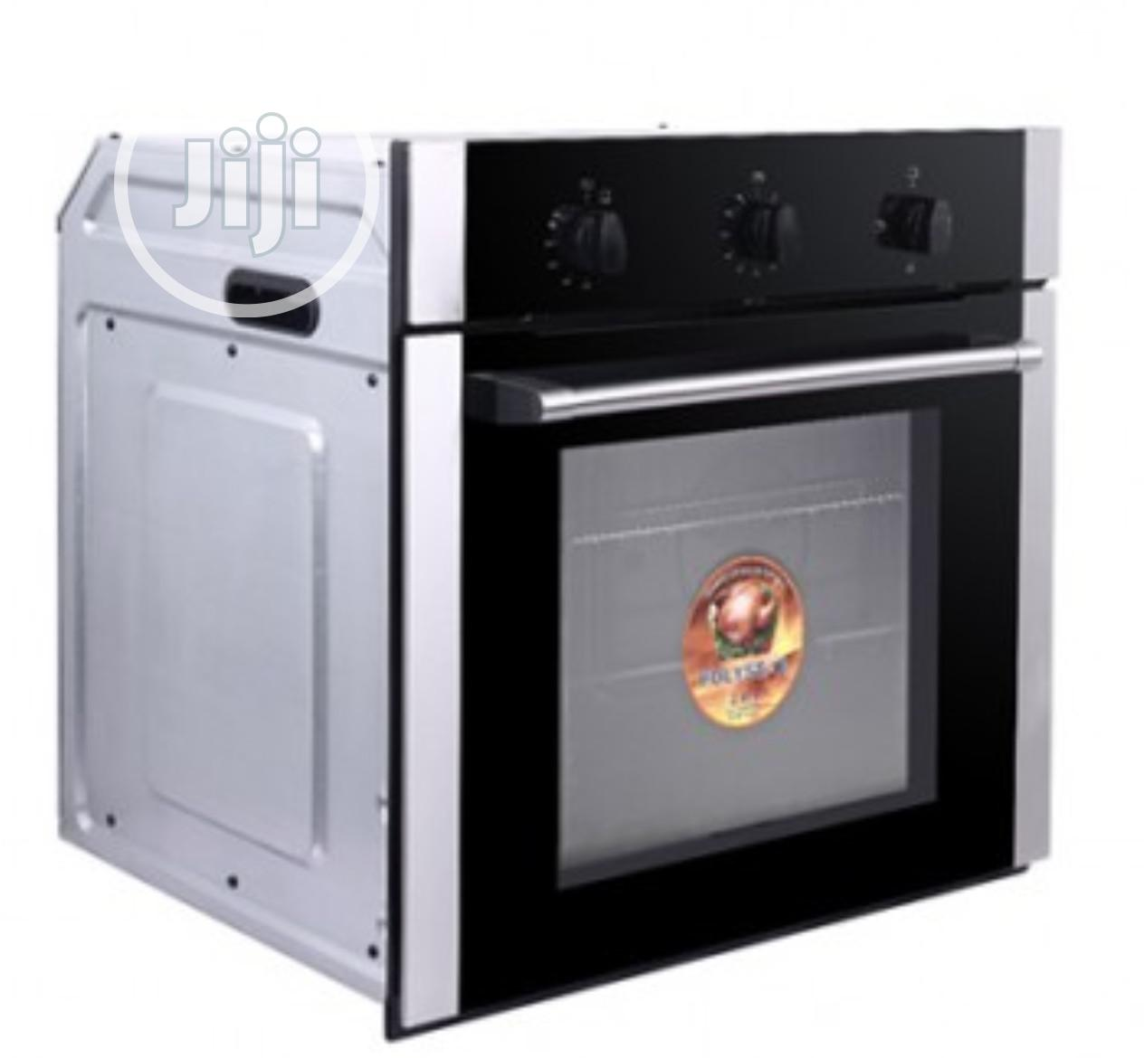Polystar Built-in Dual Oven PV-CM273A