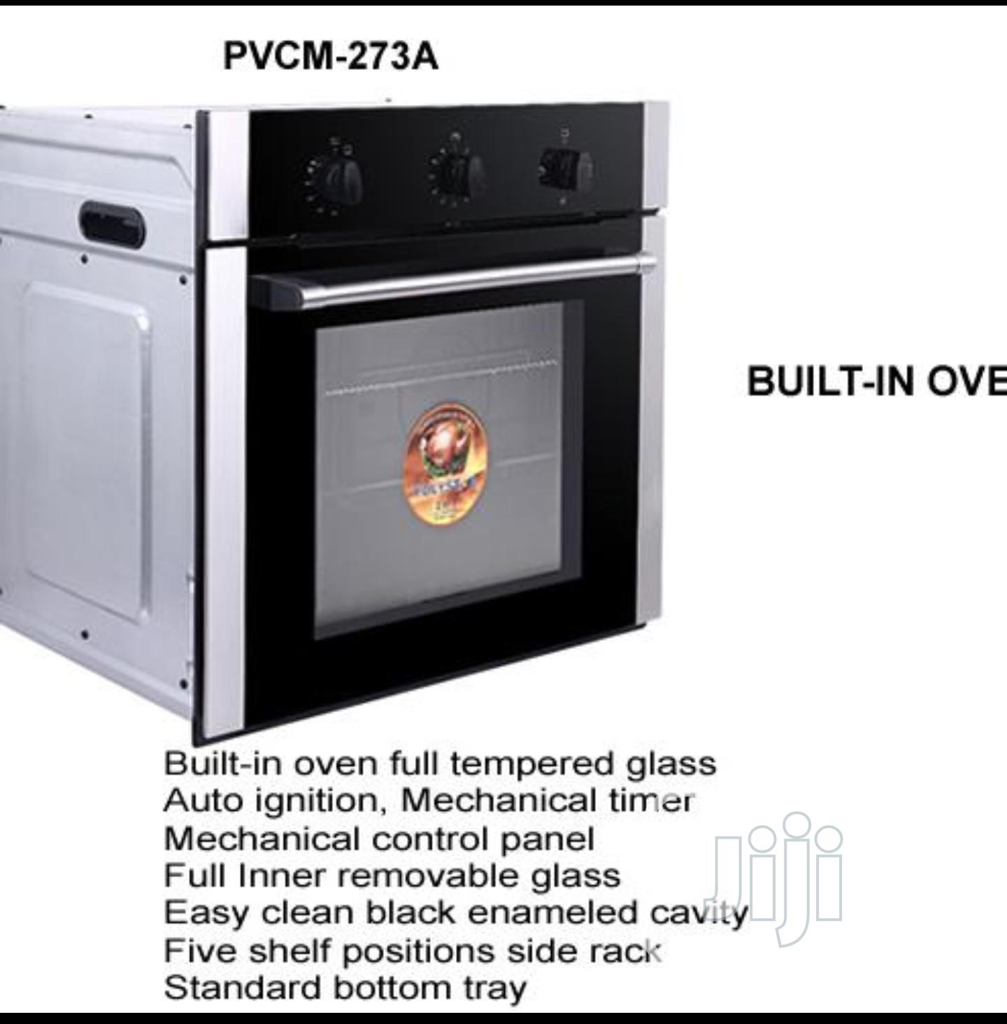 Polystar Built-in Dual Oven PV-CM273A | Kitchen Appliances for sale in Ojo, Lagos State, Nigeria