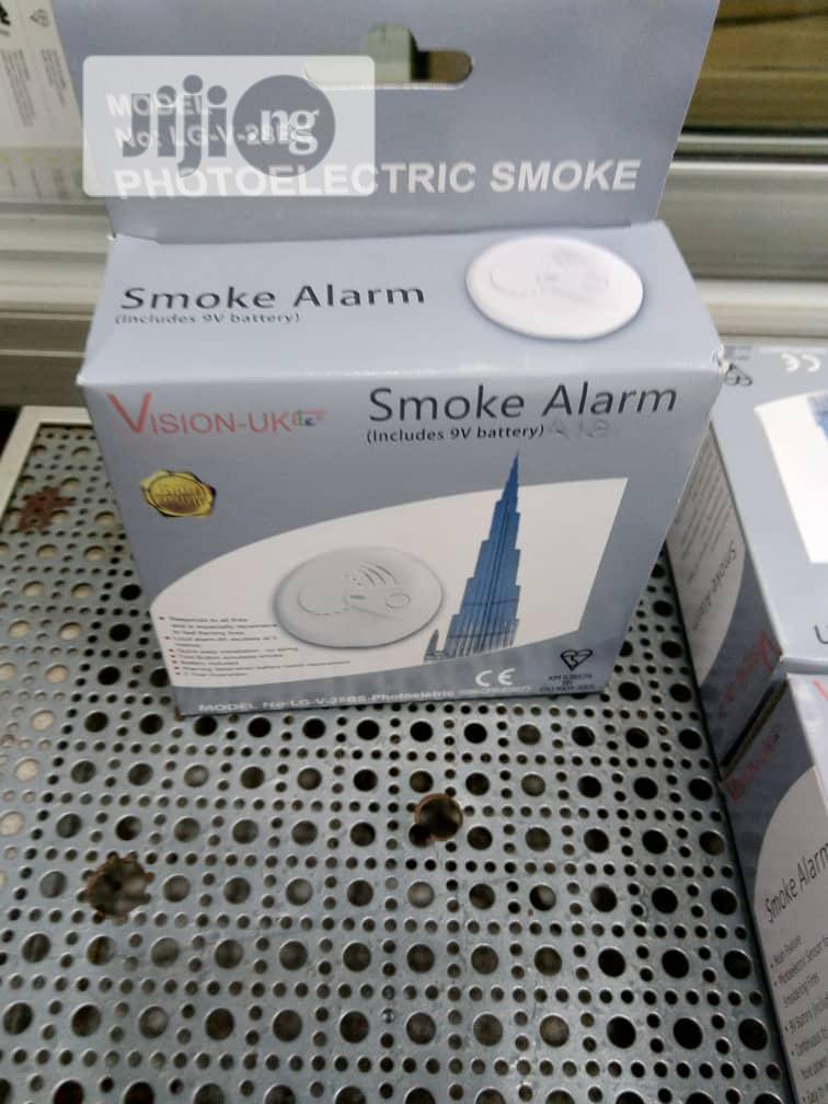 Wireless Smoke Alarm (UK)