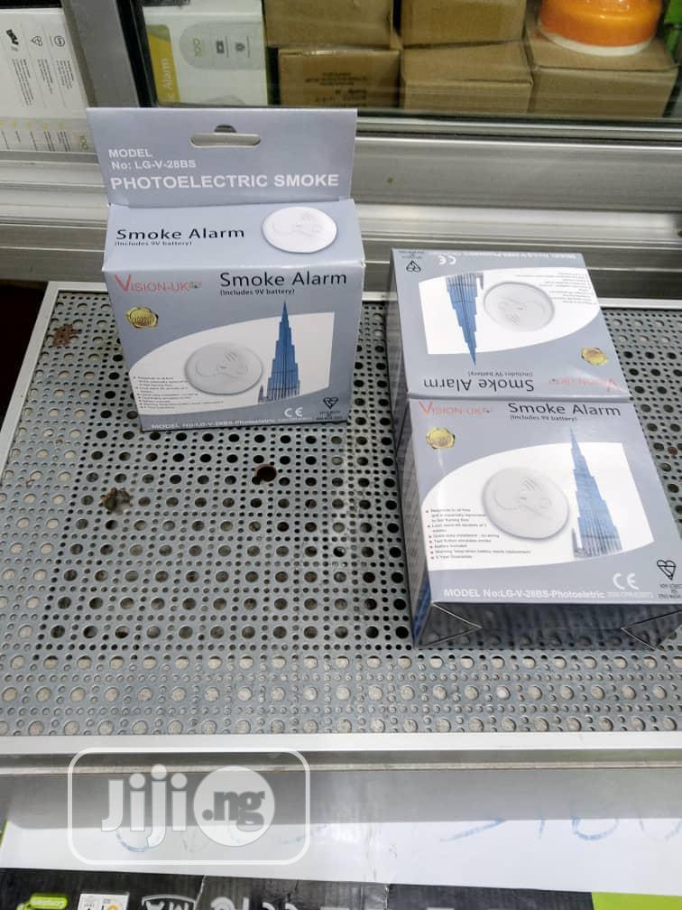 Wireless Smoke Alarm (UK) | Home Appliances for sale in Ikoyi, Lagos State, Nigeria