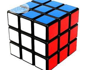 Magic Rubik Cube 3x3 Puzzle Educational Toy   Toys for sale in Lagos State, Lagos Island (Eko)