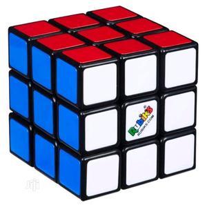 Magic Rubik Cube 3x3 Puzzle Educational Toy 12pcs   Toys for sale in Lagos State, Lagos Island (Eko)