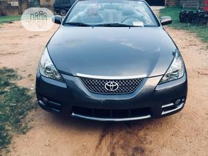 Toyota Solara 2008 Gray | Cars for sale in Lagos State, Ikeja