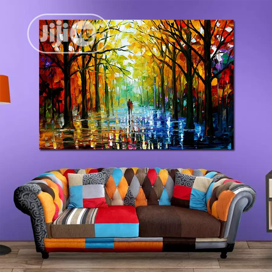 Colouful Framed Artwork Printed on Canvas | Arts & Crafts for sale in Ajah, Lagos State, Nigeria