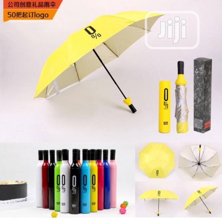 Archive: Bottle Umbrella