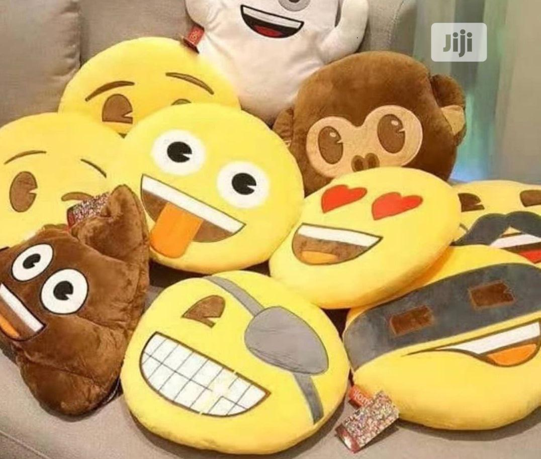 Emoji Pillows | Home Accessories for sale in Surulere, Lagos State, Nigeria