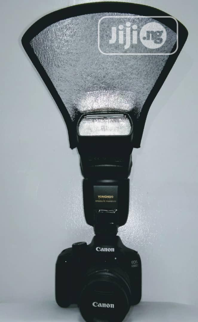 Camera Flash Bouncer | Accessories & Supplies for Electronics for sale in Ikeja, Lagos State, Nigeria