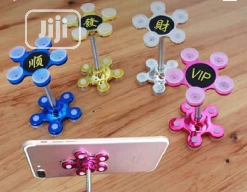 Phone Sticky Holder | Accessories for Mobile Phones & Tablets for sale in Surulere, Lagos State, Nigeria