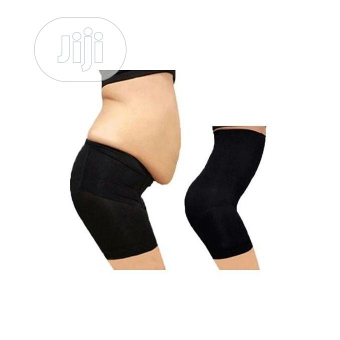 Original Tummy Control Girdle Tight With 4 Steel Bones-black | Clothing Accessories for sale in Lagos Island, Lagos State, Nigeria