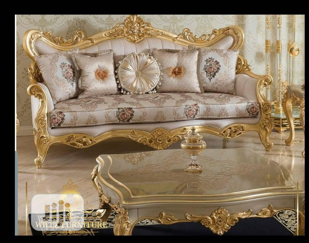 Archive: High Quality Complete Set Royal Sofas With Pillows