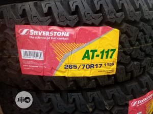 Silverstone Tyre Size 265 /70r17   Vehicle Parts & Accessories for sale in Lagos State, Lagos Island (Eko)