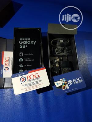 Samsung Galaxy S8 Plus 64 GB Black | Mobile Phones for sale in Lagos State, Ikorodu