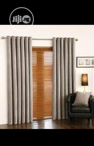 Wonderful Off White Modern Curtain for Home Decor   Home Accessories for sale in Lagos State, Yaba