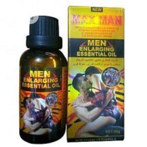 Maxman Penis Enlargement And Enhancement Essential Oil | Sexual Wellness for sale in Lagos State, Oshodi