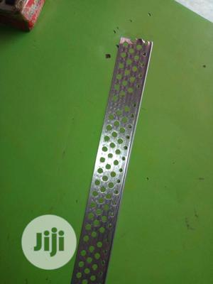 Corner Bead - Wall Angle - Edge Trim -POP Board Accessories   Building Materials for sale in Lagos State, Yaba