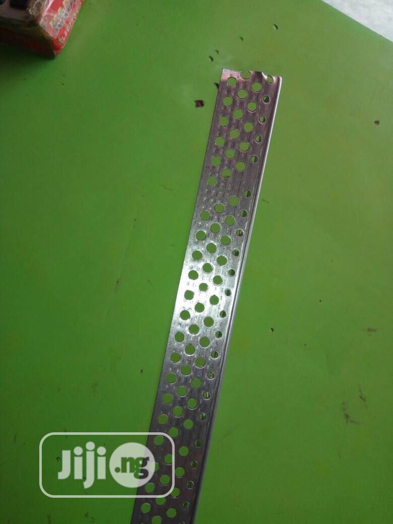 Corner Bead - Wall Angle - Edge Trim -POP Board Accessories