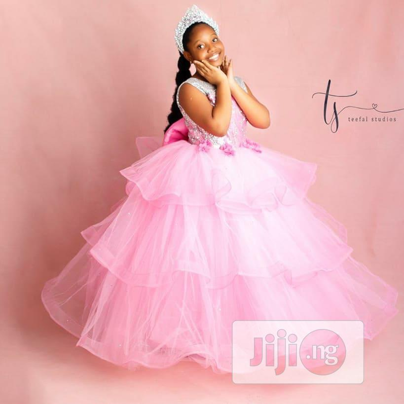 Archive: Princess Ball Gown