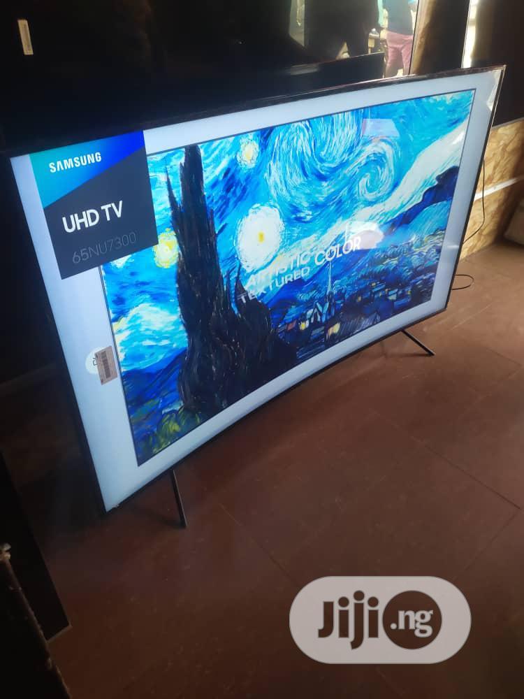 "Samsung UHD TV 65"" | TV & DVD Equipment for sale in Ajah, Lagos State, Nigeria"