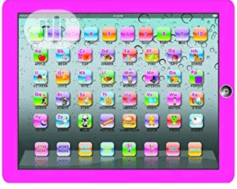 Archive: Y-pad Touch Screen Pad Childrens Educational Learning Tablet