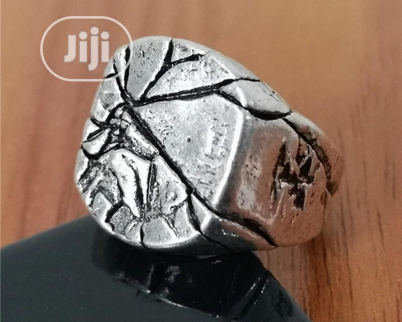 Masculine Ring
