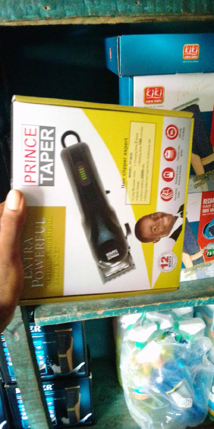 Rechargeable Clipper | Tools & Accessories for sale in Lagos Island (Eko), Lagos State, Nigeria